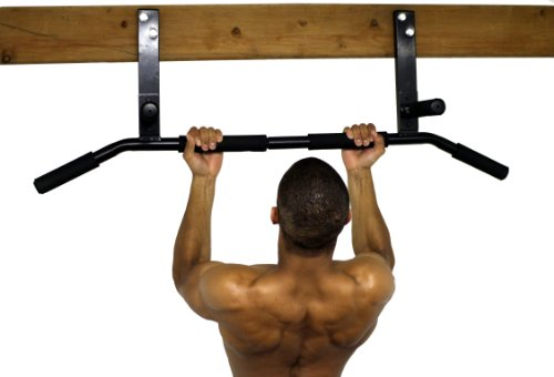 building equipment ultimate body press joist mounted pull up bar
